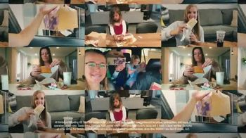 Taco Bell Cravings Pack TV Spot, 'For Your Crew' - Thumbnail 7