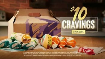 Taco Bell Cravings Pack TV Spot, 'For Your Crew' - Thumbnail 8