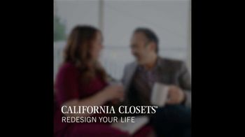 California Closets TV Spot, 'Changes' - Thumbnail 10