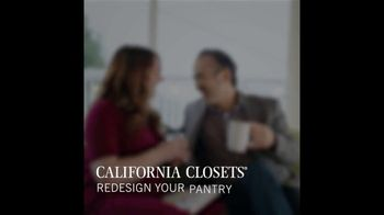 California Closets TV Spot, 'Changes' - Thumbnail 9
