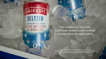 Smirnoff Seltzer TV Spot, 'Hang Out From Home: Diane's Inner Monologue' Featuring Diane Guerrero - Thumbnail 10