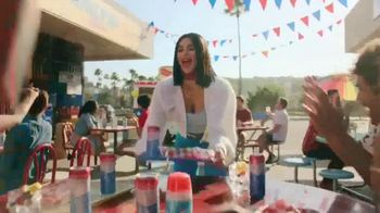 Smirnoff Seltzer TV Spot, 'Hang Out From Home: Diane's Inner Monologue' Featuring Diane Guerrero - Thumbnail 5