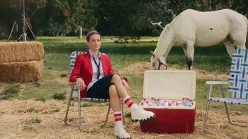Smirnoff Seltzer TV Spot, 'Hang Out From Home: Megan's Inner Monologue' Featuring Megan Rapinoe - Thumbnail 1