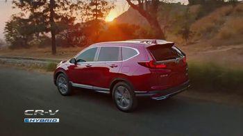 Honda CR-V Hybrid TV Spot, 'De la ciudad a las montañas' canción de Carlos Sadness, Bomba Estéreo [Spanish] [T1] - Thumbnail 7