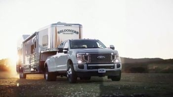 Bloomer Trailers TV Spot, 'Rocking Trailer Ride'