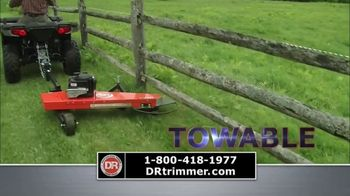 DR Power Equipment Trimmer Mower TV Spot, 'Tame Your Property'