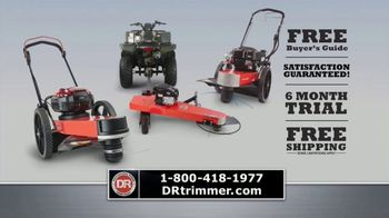 DR Power Equipment Trimmer Mower TV Spot, 'Tame Your Property' - Thumbnail 9
