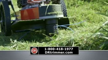 DR Power Equipment Trimmer Mower TV Spot, 'Tame Your Property' - Thumbnail 4