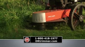 DR Power Equipment Trimmer Mower TV Spot, 'Tame Your Property' - Thumbnail 5
