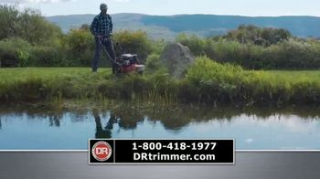 DR Power Equipment Trimmer Mower TV Spot, 'Tame Your Property' - Thumbnail 7