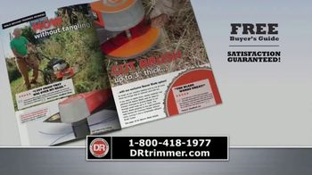DR Power Equipment Trimmer Mower TV Spot, 'Tame Your Property' - Thumbnail 8