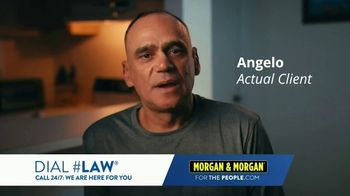 Morgan & Morgan Law Firm TV Spot, 'Client Stories: Angelo' - Thumbnail 1
