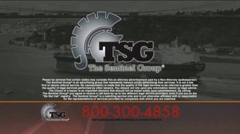 The Sentinel Group TV Spot, 'Lung Cancer and Asbestos Working on an Industrial Site' - Thumbnail 6
