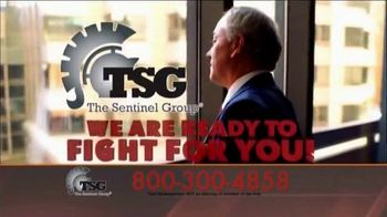 The Sentinel Group TV Spot, 'Lung Cancer and Asbestos Working on an Industrial Site'