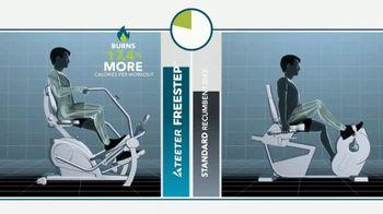 Teeter FreeStep TV Spot, 'More Effective' - Thumbnail 4