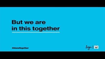 Ad Council TV Spot, 'Logo: Alone Together'