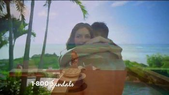 Sandals Resorts TV Spot, 'Love is All That Matters' Song by Conro - Thumbnail 5