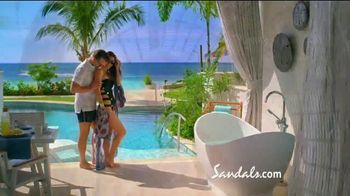 Sandals Resorts TV Spot, 'Love is All That Matters' Song by Conro - Thumbnail 7