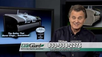 LeafGuard of Seattle $99 Install Sale TV Spot, 'No Matter the Weather' - Thumbnail 1