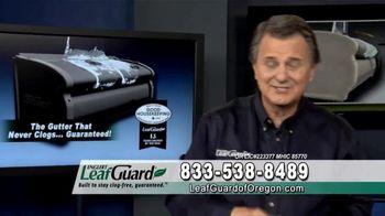 LeafGuard of Oregon $99 Install Sale TV Spot, 'No Matter the Weather' - Thumbnail 1
