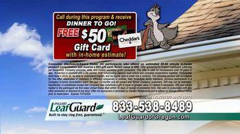 LeafGuard of Oregon $99 Install Sale TV Spot, 'No Matter the Weather' - Thumbnail 8
