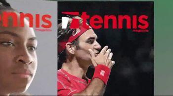 TENNIS Magazine TV Spot, 'Informed' - Thumbnail 9