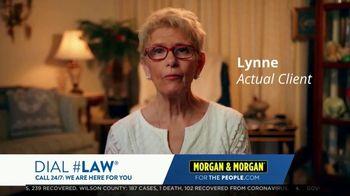 Morgan & Morgan Law Firm TV Spot, 'Client Stories: Lynne' - Thumbnail 2