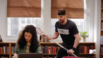 P3 Portable Protein Packs TV Spot, 'MTV: Too Cool for School' Featuring Johnny Devenanzio