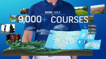 GolfPass TV Spot, \'Get More: $20 Off\'