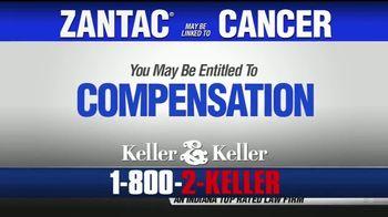 Keller & Keller TV Spot, 'Zantac Cancer Diagnosis' - Thumbnail 3