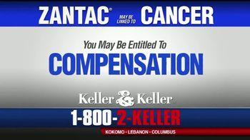 Keller & Keller TV Spot, 'Zantac Cancer Diagnosis' - Thumbnail 6
