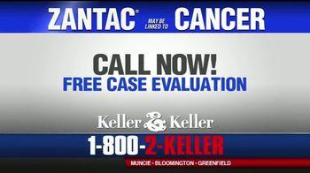 Keller & Keller TV Spot, 'Zantac Cancer Diagnosis' - Thumbnail 7