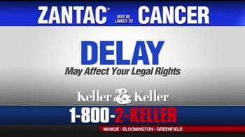 Keller & Keller TV Spot, 'Zantac Cancer Diagnosis' - Thumbnail 8