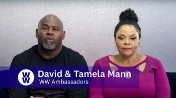 WW TV Spot, 'BET: David and Tamela Mann'