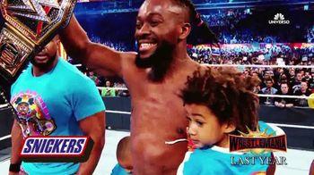 Snickers TV Spot, 'WWE: Kofi Kingston' [Spanish] - Thumbnail 8