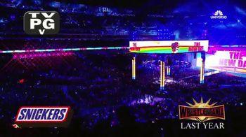 Snickers TV Spot, 'WWE: Kofi Kingston' [Spanish]