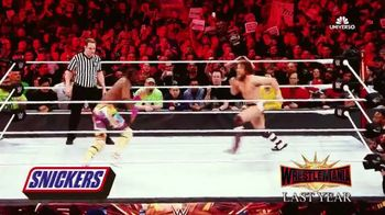Snickers TV Spot, 'WWE: Kofi Kingston' [Spanish] - Thumbnail 4