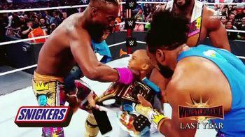 Snickers TV Spot, 'WWE: Kofi Kingston' [Spanish] - Thumbnail 7