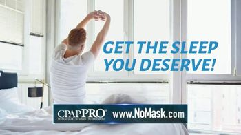 CPAP PRO TV Spot, 'Stop the Torture'