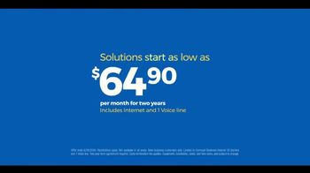 Comcast Business TV Spot, 'Figuring Things Out: $64.90' - Thumbnail 10