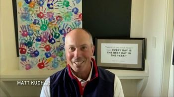 PGA TOUR TV Spot, 'Favorite Fan Interactions' Featuring Matt Kuchar - Thumbnail 4