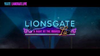 Lionsgate Live TV Spot, 'Una noche en el cine' [Spanish] - Thumbnail 2