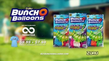 Bunch O Balloons TV Spot, 'Backyard Fun: T-Shirt' - Thumbnail 10