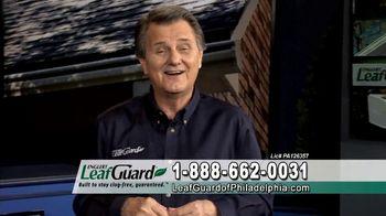 LeafGuard of Philadelphia $99 Install Sale TV Spot, 'Screws, Not Nails' - Thumbnail 4