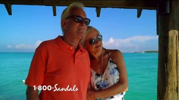 Sandals Resorts TV Spot, 'Times Like These' - Thumbnail 4