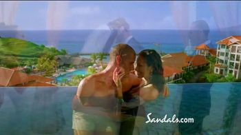 Sandals Resorts TV Spot, 'Times Like These' - Thumbnail 5