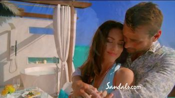 Sandals Resorts TV Spot, 'Times Like These' - Thumbnail 7