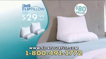Contour Flip Pillow TV Spot, 'One Pillow Does it All' - Thumbnail 10