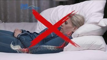 Contour Flip Pillow TV Spot, 'One Pillow Does it All' - Thumbnail 4