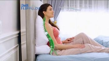 Contour Flip Pillow TV Spot, 'One Pillow Does it All' - Thumbnail 6